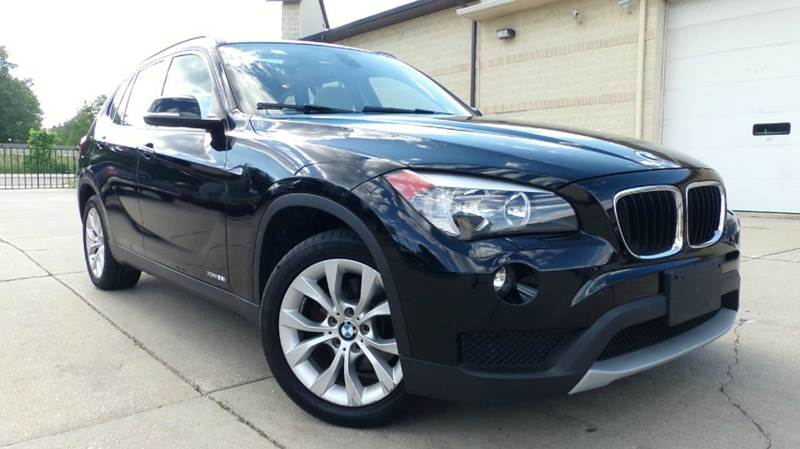 2014 BMW X1 for sale at Prudential Auto Leasing in Hudson OH