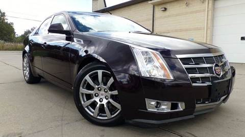 2008 Cadillac CTS for sale at Prudential Auto Leasing in Hudson OH