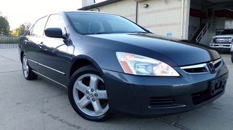 2006 Honda Accord for sale at Prudential Auto Leasing in Hudson OH