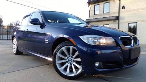 2011 BMW 3 Series for sale at Prudential Auto Leasing in Hudson OH