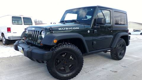 2011 Jeep Wrangler for sale at Prudential Auto Leasing in Hudson OH
