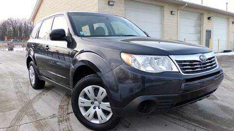 2010 Subaru Forester for sale at Prudential Auto Leasing in Hudson OH