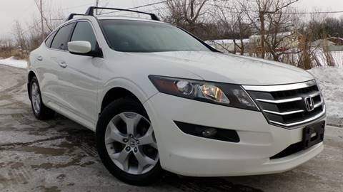 2010 Honda Accord Crosstour for sale at Prudential Auto Leasing in Hudson OH
