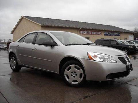 2007 Pontiac G6 for sale at Prudential Auto Leasing in Hudson OH