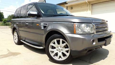 2008 Land Rover Range Rover Sport for sale in Hudson, OH