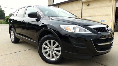 2010 Mazda CX-9 for sale at Prudential Auto Leasing in Hudson OH