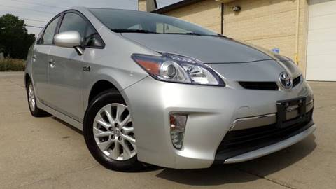 2014 Toyota Prius Plug In Hybrid For Sale In Hudson, OH