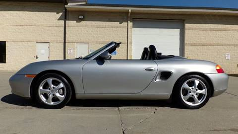 2002 Porsche Boxster for sale in Hudson, OH