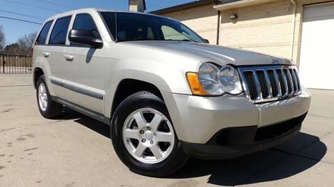 2008 Jeep Grand Cherokee for sale in Hudson, OH