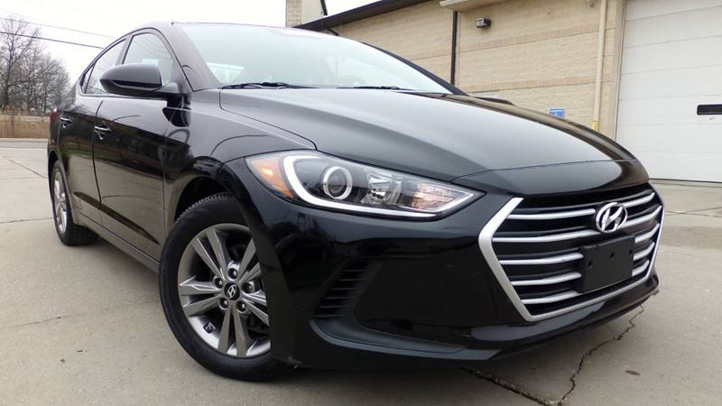2017 Hyundai Elantra SE Value Edition Sedan FWD