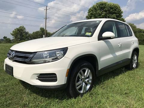 2012 Volkswagen Tiguan for sale at Bucks Autosales LLC - Bucks Auto Sales LLC in Levittown PA