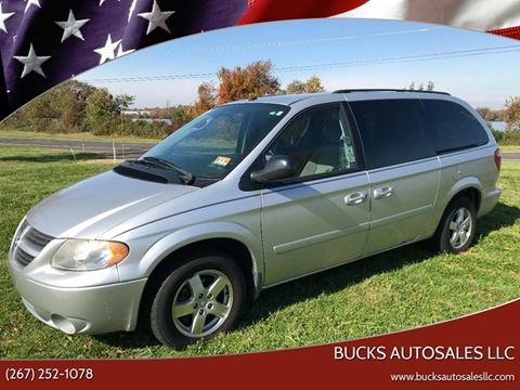 2007 Dodge Grand Caravan for sale in Levittown, PA