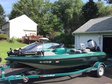 1997 Tracker Marine for sale in Levittown, PA