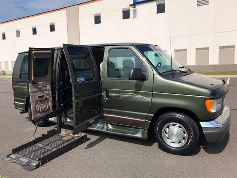 2002 Ford E-Series Cargo for sale in Levittown, PA