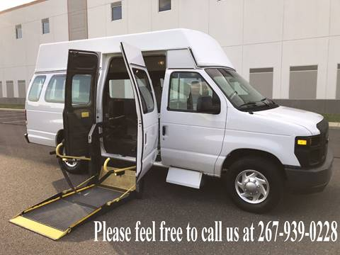 2009 Ford E-Series Cargo for sale in Levittown, PA