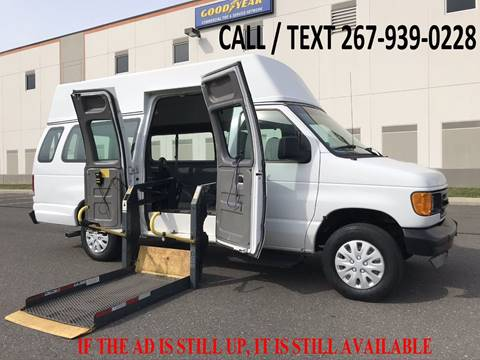 2006 Ford E-Series Cargo for sale in Levittown, PA