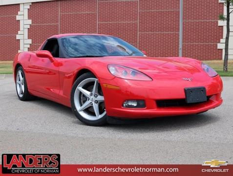2012 Chevrolet Corvette for sale in Norman, OK