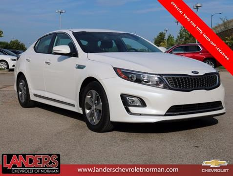 2016 Kia Optima Hybrid for sale in Norman, OK