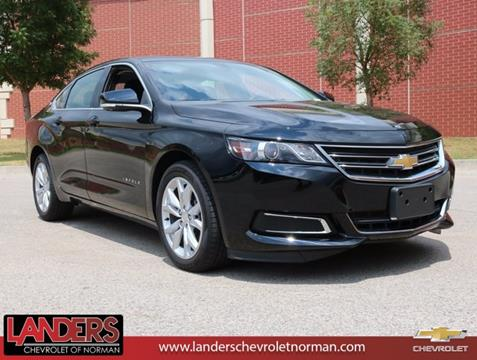 2017 Chevrolet Impala for sale in Norman, OK
