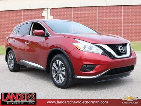 2016 Nissan Murano for sale in Norman, OK