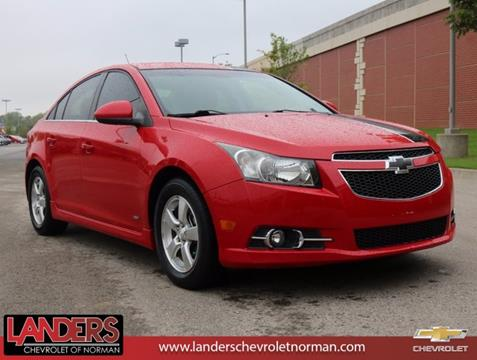 2012 Chevrolet Cruze for sale in Norman, OK