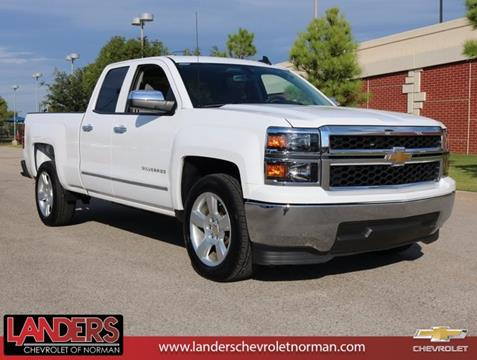 2015 Chevrolet Silverado 1500 for sale in Norman, OK