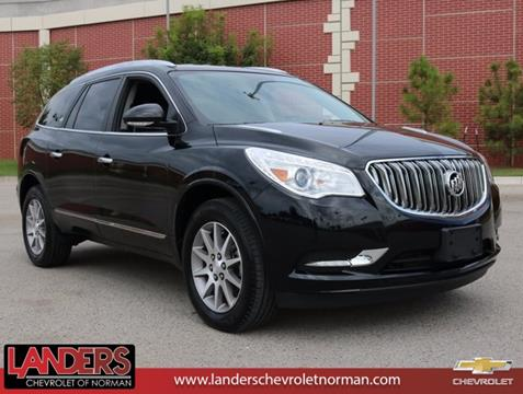 2016 Buick Enclave for sale in Norman, OK
