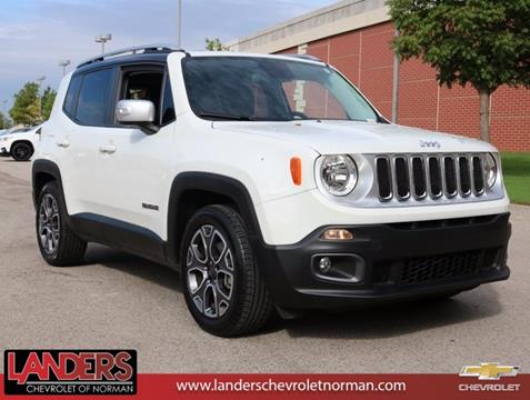 2015 Jeep Renegade for sale in Norman, OK