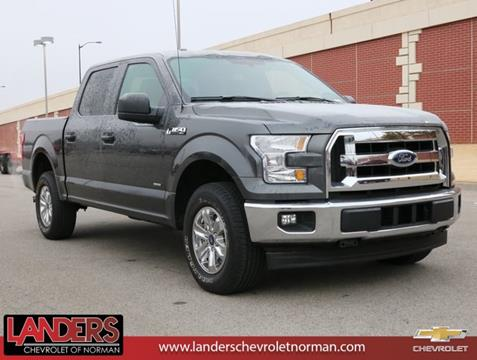 2017 Ford F-150 for sale in Norman, OK