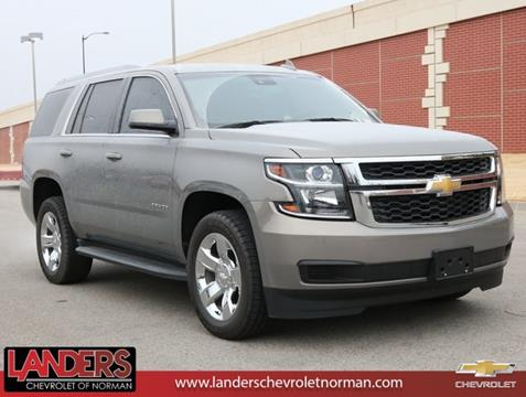 2017 Chevrolet Tahoe for sale in Norman, OK