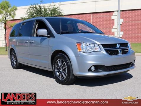 2017 Dodge Grand Caravan for sale in Norman, OK