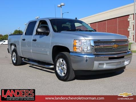 2013 Chevrolet Silverado 1500 for sale in Norman, OK
