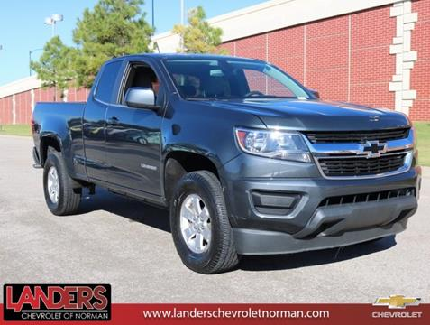 2015 Chevrolet Colorado for sale in Norman, OK