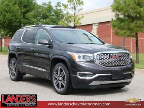 2018 GMC Acadia for sale in Norman, OK