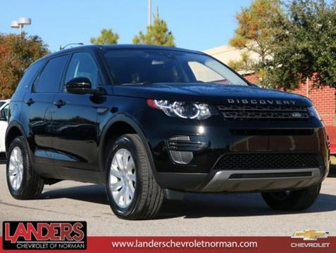 2018 Land Rover Discovery Sport for sale in Norman, OK