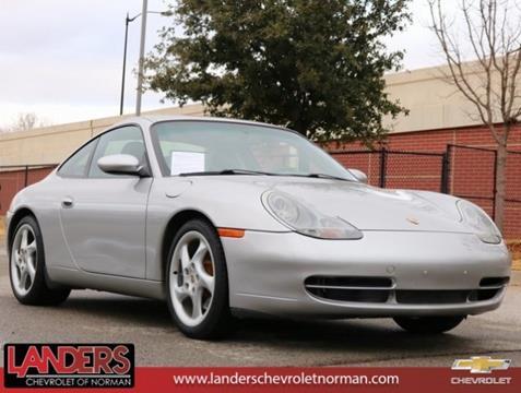 2001 Porsche 911 for sale in Norman, OK