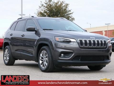 2019 Jeep Cherokee for sale in Norman, OK