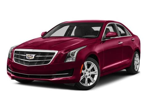 2016 Cadillac ATS for sale in Norman, OK