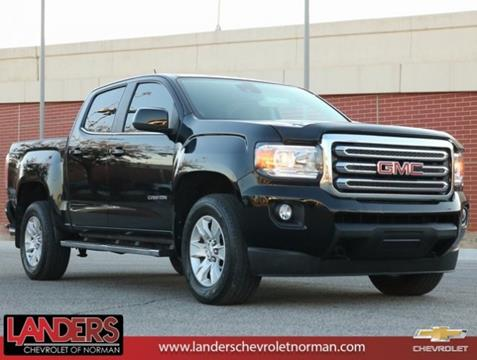 2016 GMC Canyon for sale in Norman, OK