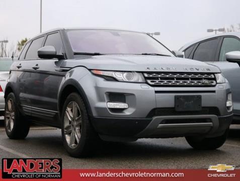 2014 Land Rover Range Rover Evoque for sale in Norman, OK