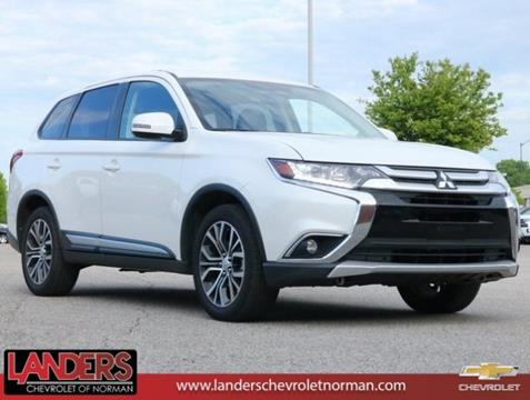 2018 Mitsubishi Outlander for sale in Norman, OK