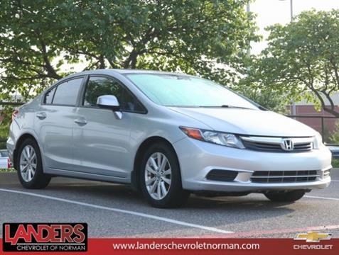 2012 Honda Civic for sale in Norman, OK