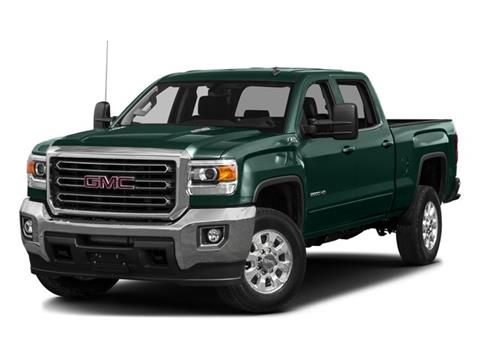2016 GMC Sierra 2500HD for sale in Norman, OK