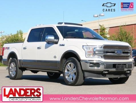 2019 Ford F-150 for sale in Norman, OK