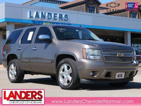 2011 Chevrolet Tahoe for sale in Norman, OK