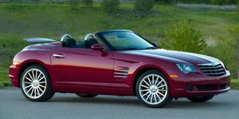 2006 Chrysler Crossfire for sale in Norman, OK