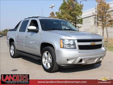 2011 Chevrolet Avalanche for sale in Norman, OK