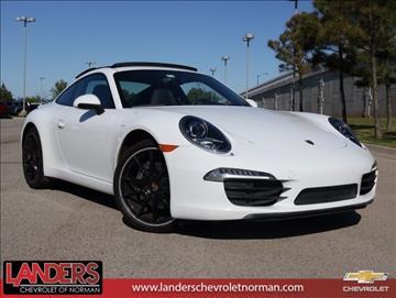 2014 porsche 911 for sale in norman ok - 911 Porsche 2014