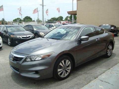 2012 Honda Accord for sale at Z MOTORS INC in Hollywood FL