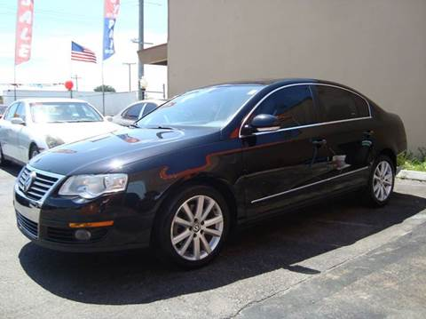 2007 Volkswagen Passat for sale at Z MOTORS INC in Hollywood FL